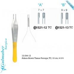 "Adson-Brown Tissue Forceps 4-3/4"" - 12CM."