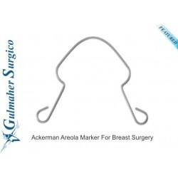 Ackerman Areola Marker For Breast Surgery.