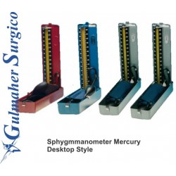 Sphygmmanometer Mercury Desktop Style