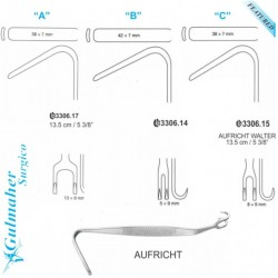AUFRICHT Nasal Retractor 13.5 cm - 5-3⁄8˝