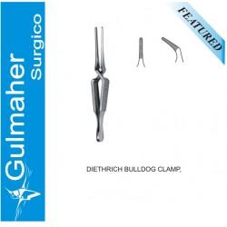 Diethrich Bulldog Cardio-thoracic Clamp.