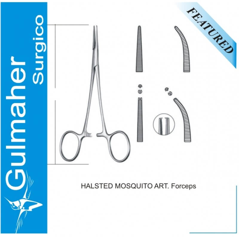 Halsted Mosquito Artery  Forceps