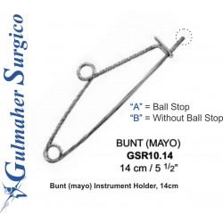 Bunt (mayo) Instrument Holder, 14cm