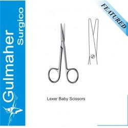 Lexer-Baby Delicate Scissors, 10-12.5cm