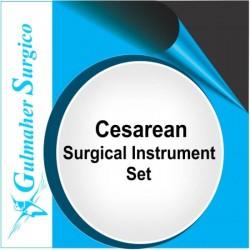 Cesarean Section Surgical Instrument Set|C-Section