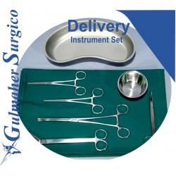 Laparotomy Instruments | Celiotomy Surgical Set