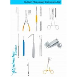 Gubisch Rhinoplasty Set - Nose Surgery Instruments