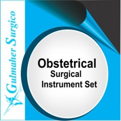 Obstetrical Surgical Instrument - Delivery Set