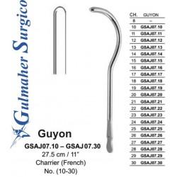 Guyon Uretheral Sound, Set Of 21 Pcs