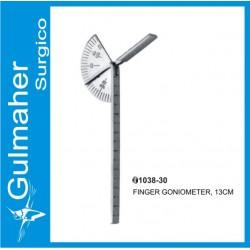 "Finger Goniometer, Ruler Measuring Tools 6"""