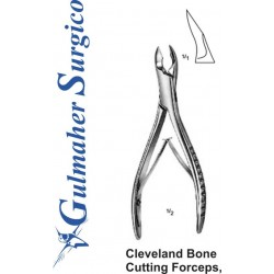 Cleveland Bone Cutting Forceps, 15-17cm