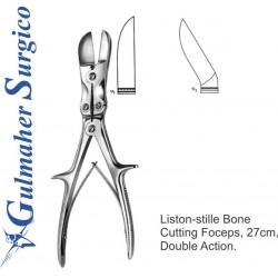 Liston-stille Bone Cutting Foceps, 27cm