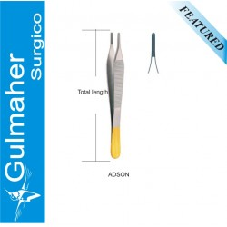 Adson Dressing & Thumb Tissue Forceps Delicate